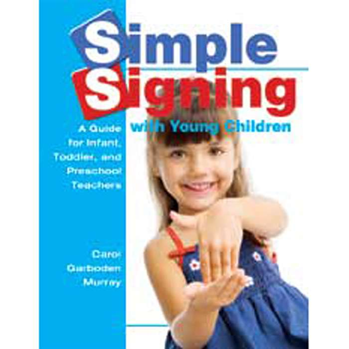 Simple Signing With Young Children By Gryphon House