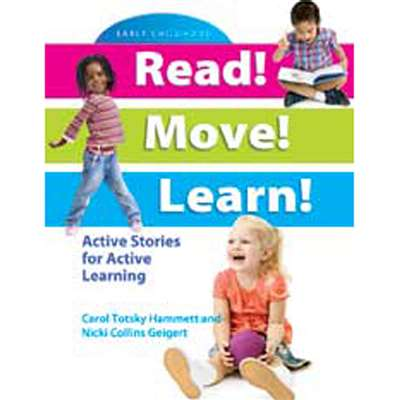 Read Move Learn By Gryphon House