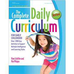 The Complete Daily Curriculum For Early Childhood By Gryphon House