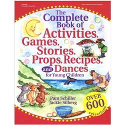 The Complete Book Of Activities Games Stories Props Recipes By Gryphon House
