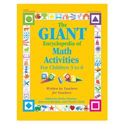 The Giant Encyclopedia Of Math Activities For Chil, GR-16948