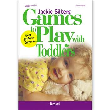 Games To Play With Toddlers Revised By Gryphon House