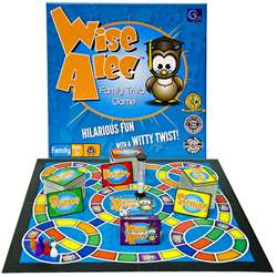 Wise Alec Trivia Game By Griddly Games