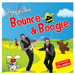 Shop Bounce & Boogie Cd - Gs-022Cd By Greg & Steve Productions