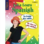 Lets Learn Spanish Grade 4 By Hayes School Publishing