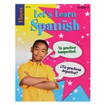 Lets Learn Spanish Gr 5 Workbook By Hayes School Publishing