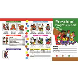 Progress Reports Pk 10-Pk 2 Year Olds By Hayes School Publishing