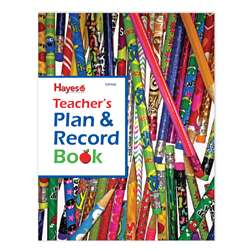 Teachers Plan And Record Book By Hayes School Publishing