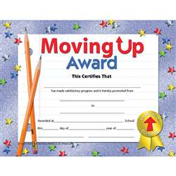 Moving Up Award By Hayes School Publishing