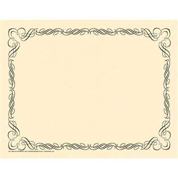 Arabesque Border Paper Black, H-VA910