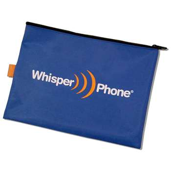Whisperphone Deluxe Storage Pk/12 Pouch Classpk By Harebrain