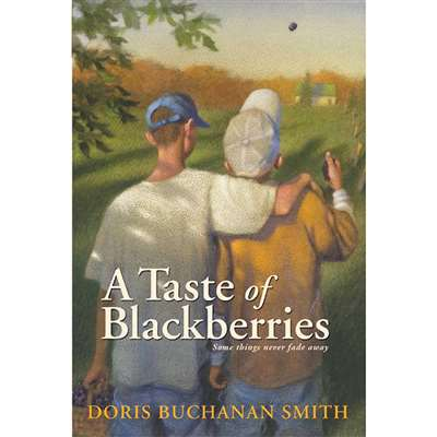 A Taste Of Blackberries By Harper Collins Publishers