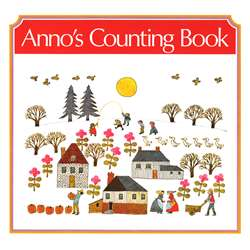 Annos Counting Book By Harper Collins Publishers