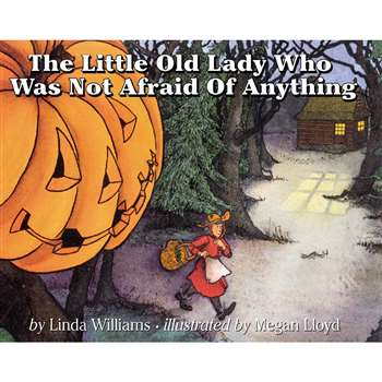 The Little Old Lady Who Was Not Afraid Of Anything By Harper Collins Publishers