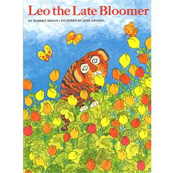 Leo The Late Bloomer By Harper Collins Publishers