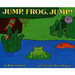 Jump Frog Jump By Harper Collins Publishers