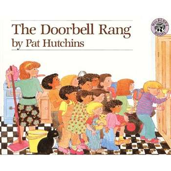 The Doorbell Rang Big Book By Harper Collins Publishers