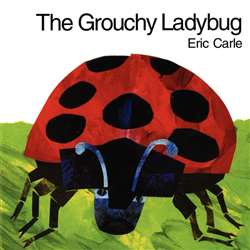 Grouchy Ladybug Board Book By Harper Collins Publishers