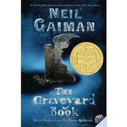 The Graveyard Book Paperback By Harper Collins Publishers