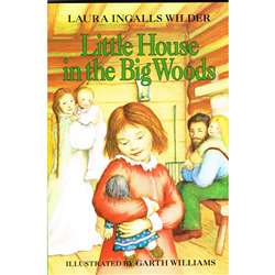 Little House In The Big Woods By Harper Collins Publishers