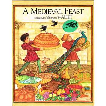 A Medieval Feast By Harper Collins Publishers