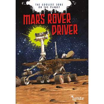 Mars Rover Driver, HE-9781410954886