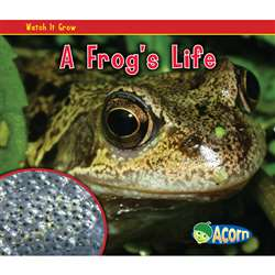 A Frogs Life By Coughlan Publishing Capstone Publishing