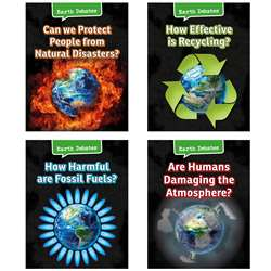 Earth Debates Book Set Of All 4, HE-9781484610046
