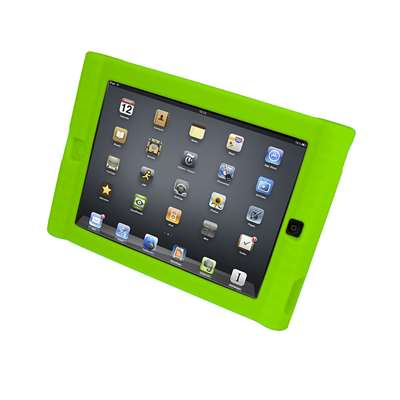 Kids Green Ipad Protective Case By Hamilton Electronics Vcom