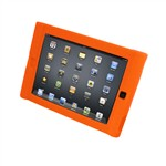 Kids Ipad Protective Case Orange By Hamilton Electronics Vcom