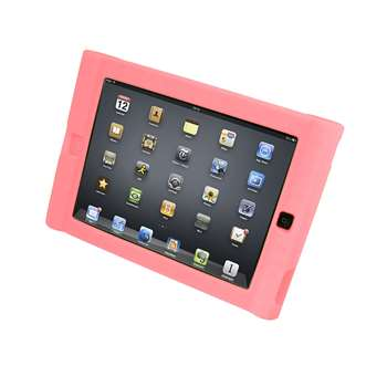 Kids Pink Ipad Protective Case By Hamilton Electronics Vcom