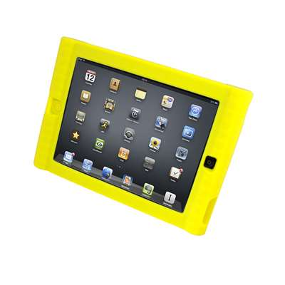 Kids Yellow Ipad Protective Case By Hamilton Electronics Vcom