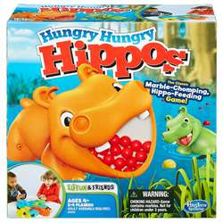 Hungry Hungry Hippos Game Elefun & Friends, HG-98936