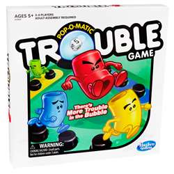 Pop-O-Matic Trouble By Hasbro Toy Group