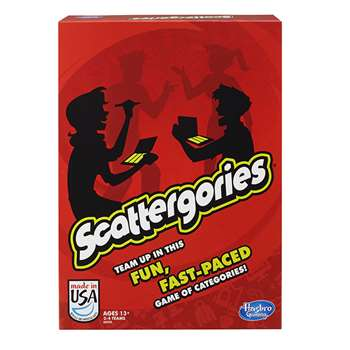 Scattergories, HG-A5226