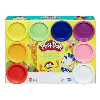 Play Doh Rainbow Starter Pack, HG-A7923