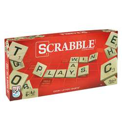 Scrabble Brand Crossword Game, HG-A8166