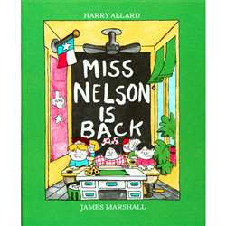Miss Nelson Is Back By Houghton Mifflin