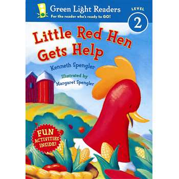Carry Along Book & Cd The Little Red Hen By Houghton Mifflin