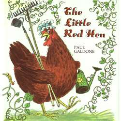Little Red Hen Big Book By Houghton Mifflin