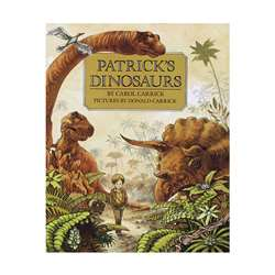 Patricks Dinosaurs By Houghton Mifflin