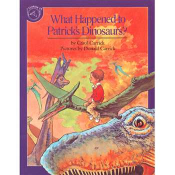 What Happened To Patricks Dinosaurs By Houghton Mifflin