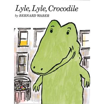 Lyle Lyle Crocodile Book By Houghton Mifflin
