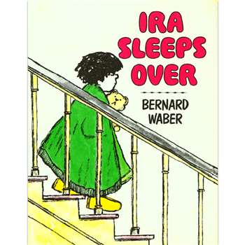 Ira Sleeps Over Book By Houghton Mifflin