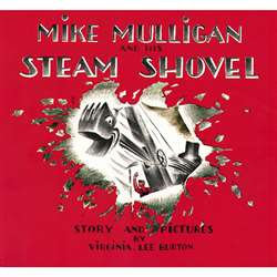 Mike Mulligan & His Steam Shovel Bk By Houghton Mifflin