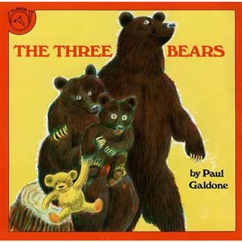 Three Bears By Houghton Mifflin