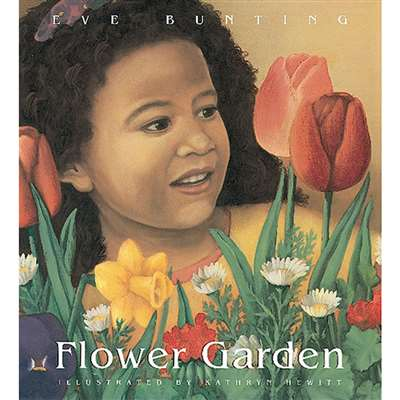 Flower Garden By Houghton Mifflin