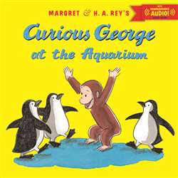 Shop Curious George At The Aquarium - Ho-9780544176744 By Houghton Mifflin