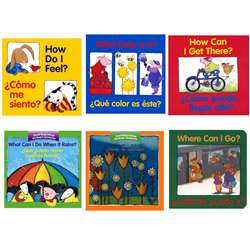 Good Beginnings Bilingual Set Of 6 Board Books, HO-9780544442856