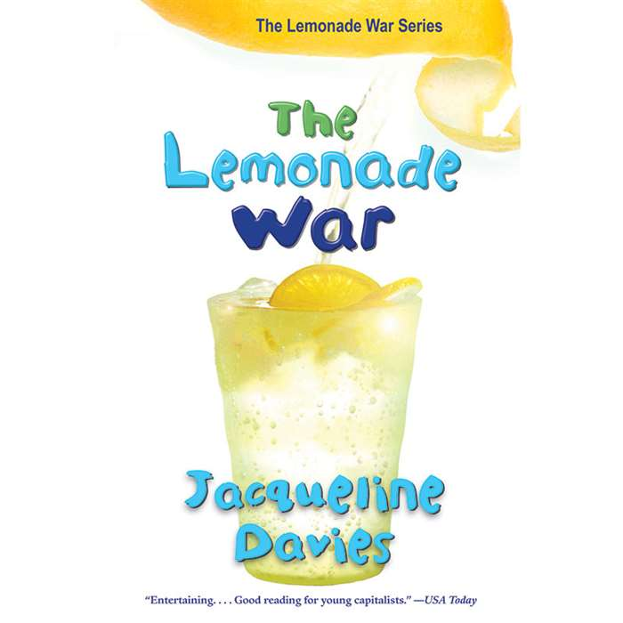 The Lemonade War, HO-9780547237657